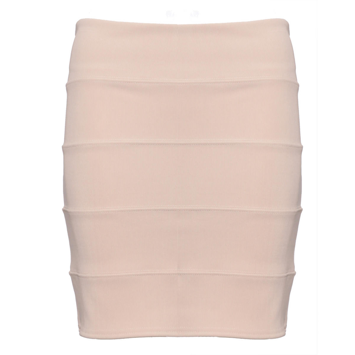 Nude Bodycon Skirt Preview